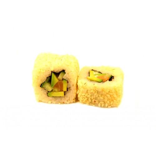 Лосось-авокадо